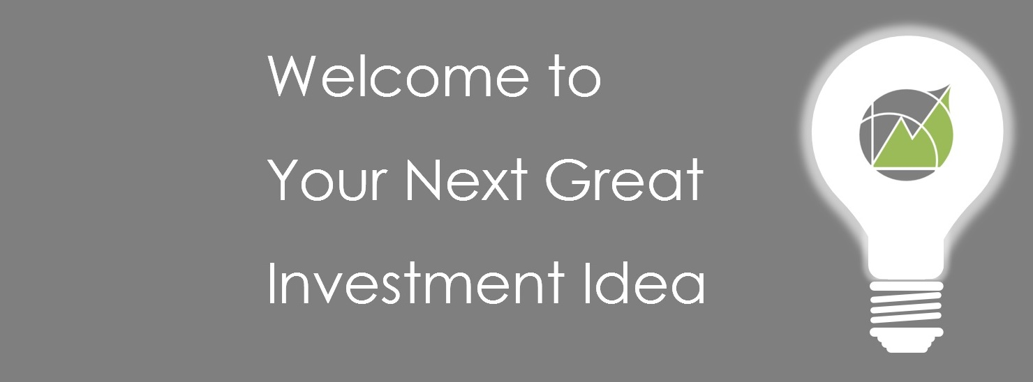 Your Next Great Idea