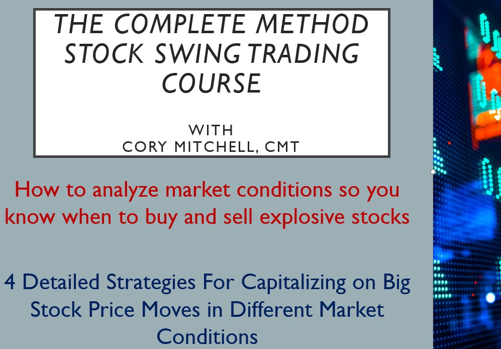 Complete Method Stock Swing Trading Course