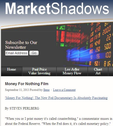 MarketShadows