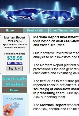 Merriam Report Investment Research