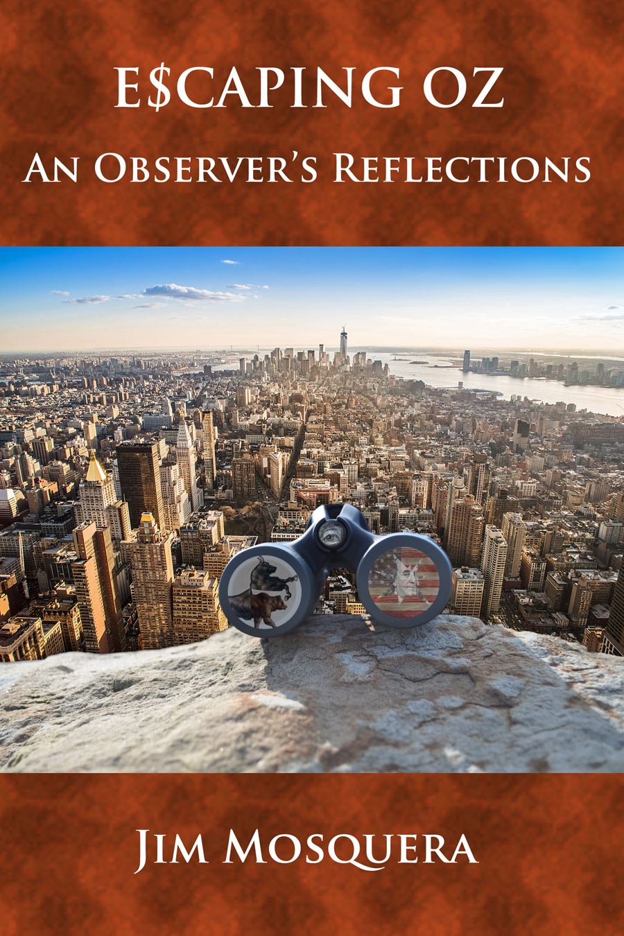 An Observer's Reflections Book Cover