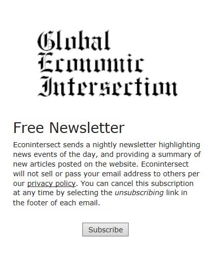 Global Economic Intersection