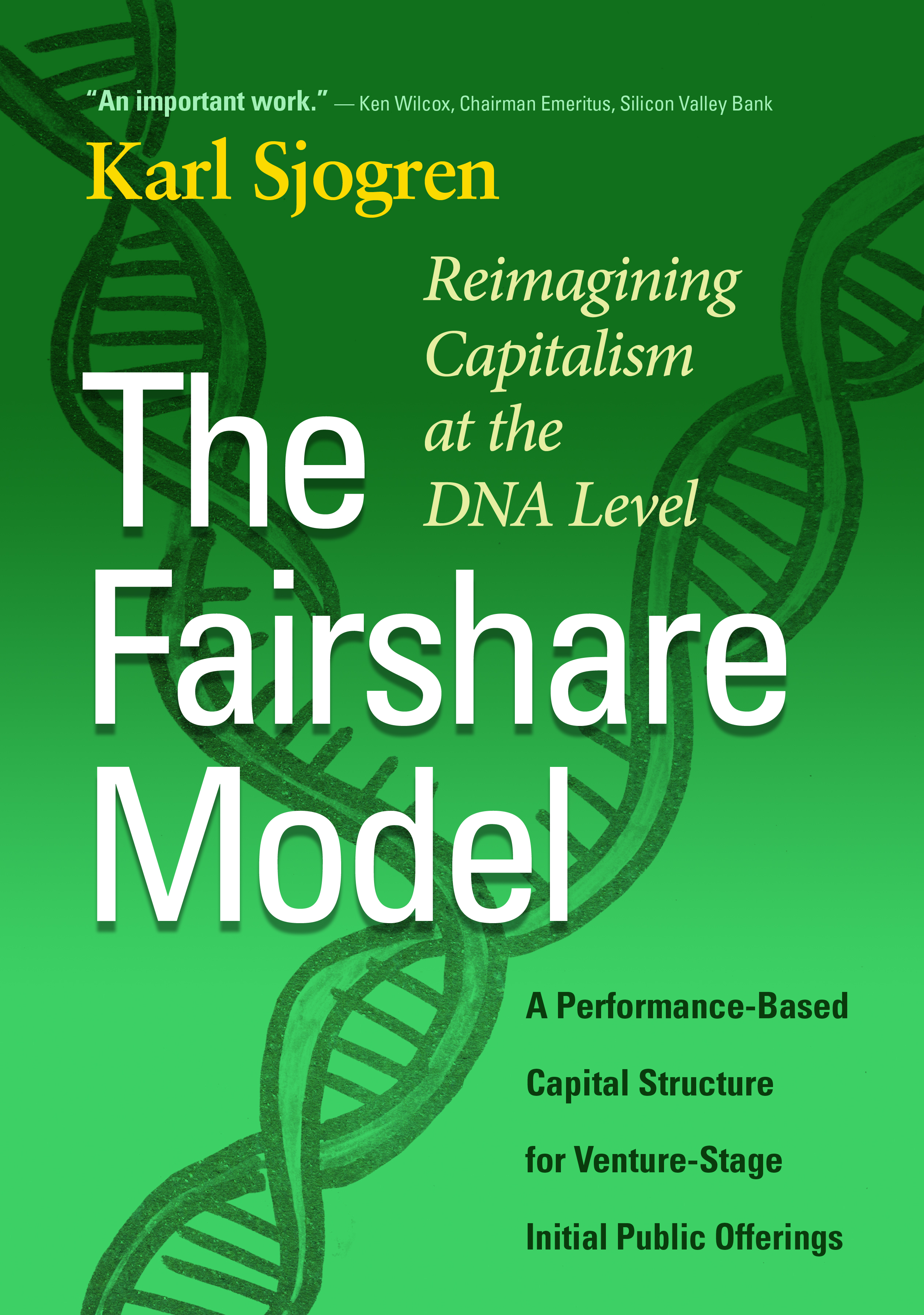 Front cover-The Fairshare Model