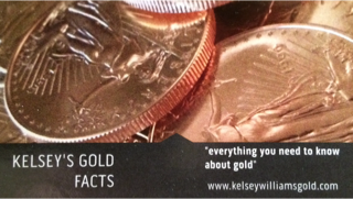 Kelsey's Gold Facts