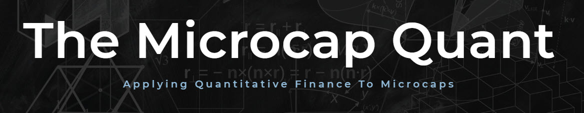 The Microcap Quant