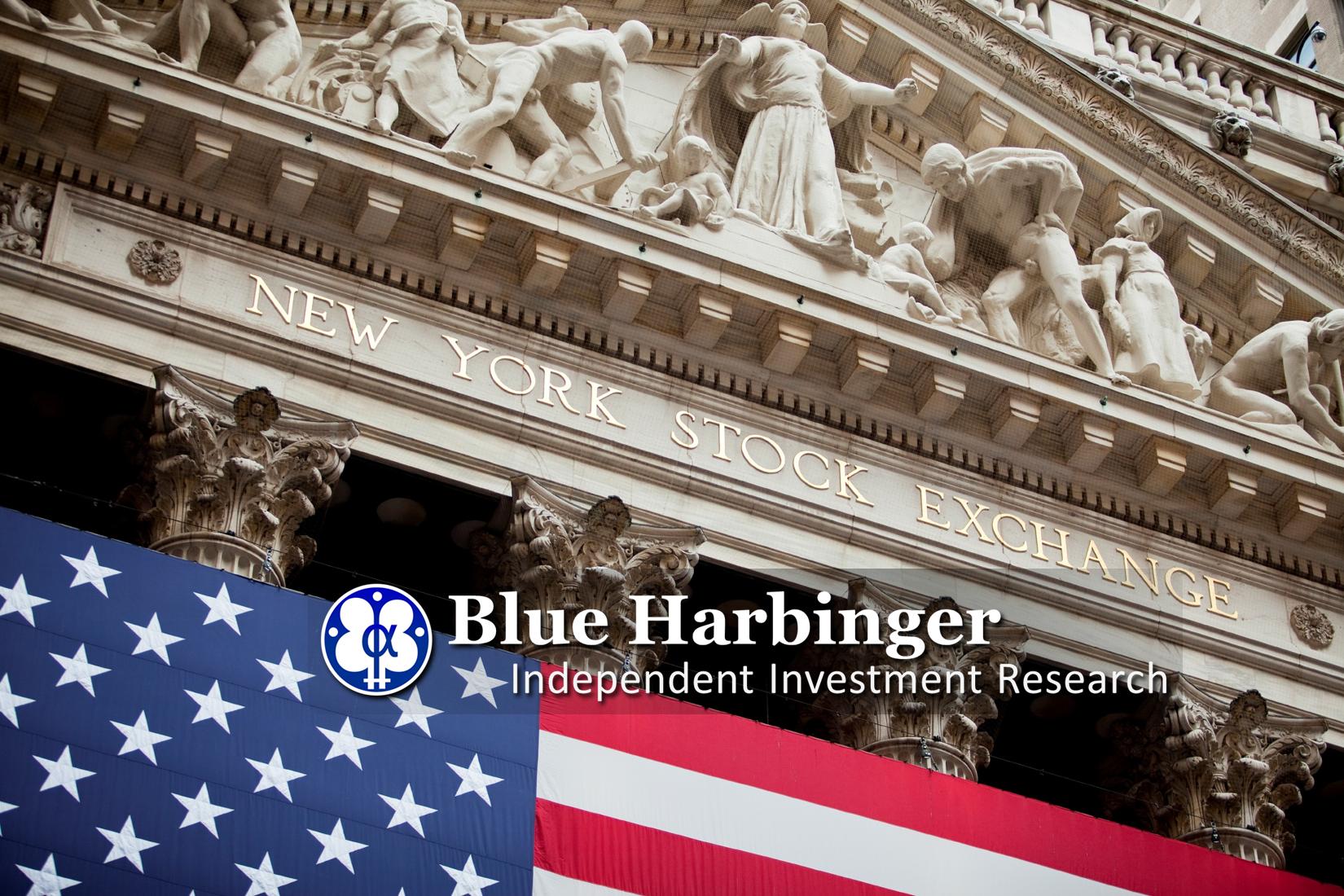 Blue Harbinger