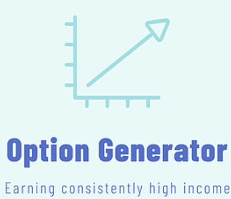 Generating monthly income using options!