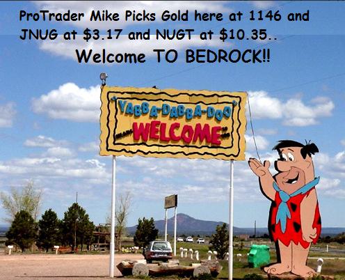 Protradermike Blog Update Gold Hits Bedrock Yabba