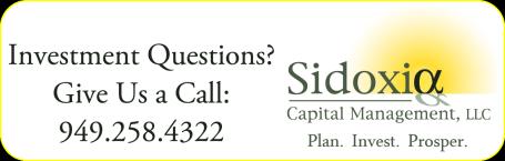 Sidoxia Capital Management, LLC