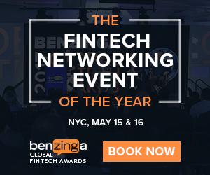 Benzinga FinTech Awards