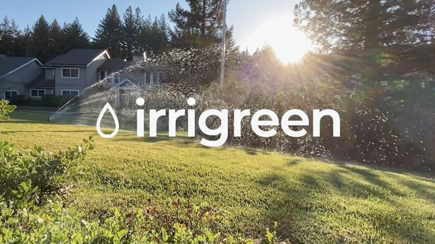 Irrigreen - Revolutionary smart sprinkler system that saves water