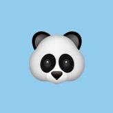 Pensive  Panda