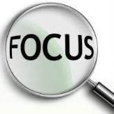 C.  Focus